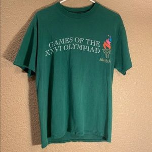 Vintage 1996 Olympic Games t shirt